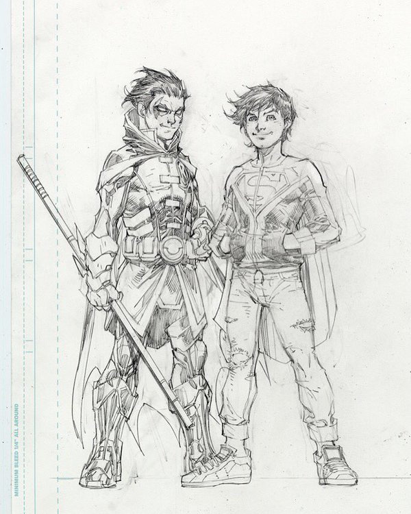 jim lee supersons