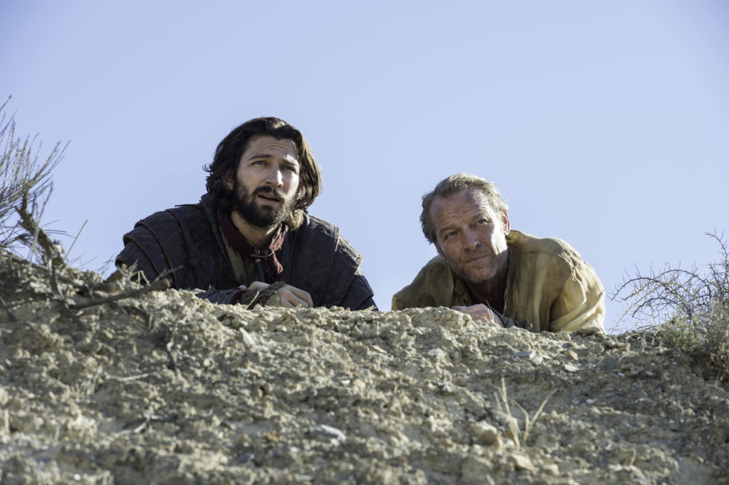 book of the stranger daario and friend zone