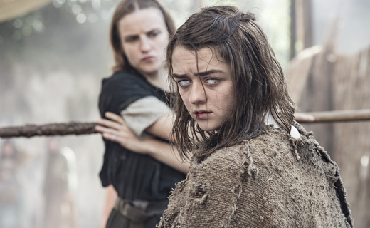 game of thrones s6e1 arya