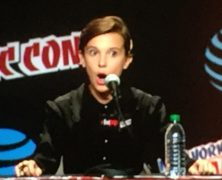 Stranger Things Panel – NYCC 2016