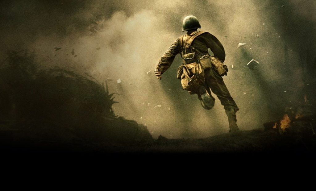 hacksaw ridge rushing into danger