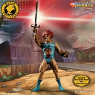 Mezco SDCC Thundercats Lion-O – Review
