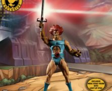 Mezco SDCC Thundercats Lion-O – Review