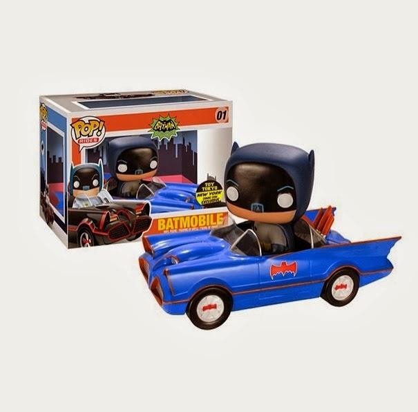 Batmobile Toy 1970s Funko Batmobile – Toy Tokyo