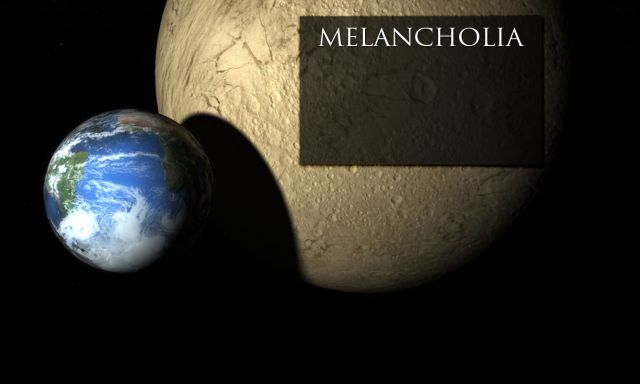 melancholia movie 2011