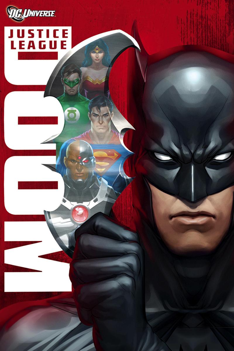 Justice League Doom Deutsch